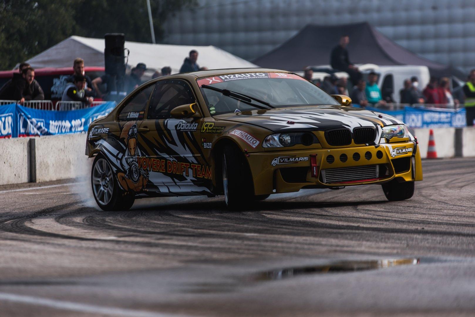 Kaip laimėti Lietuvos drifto čempionatą?