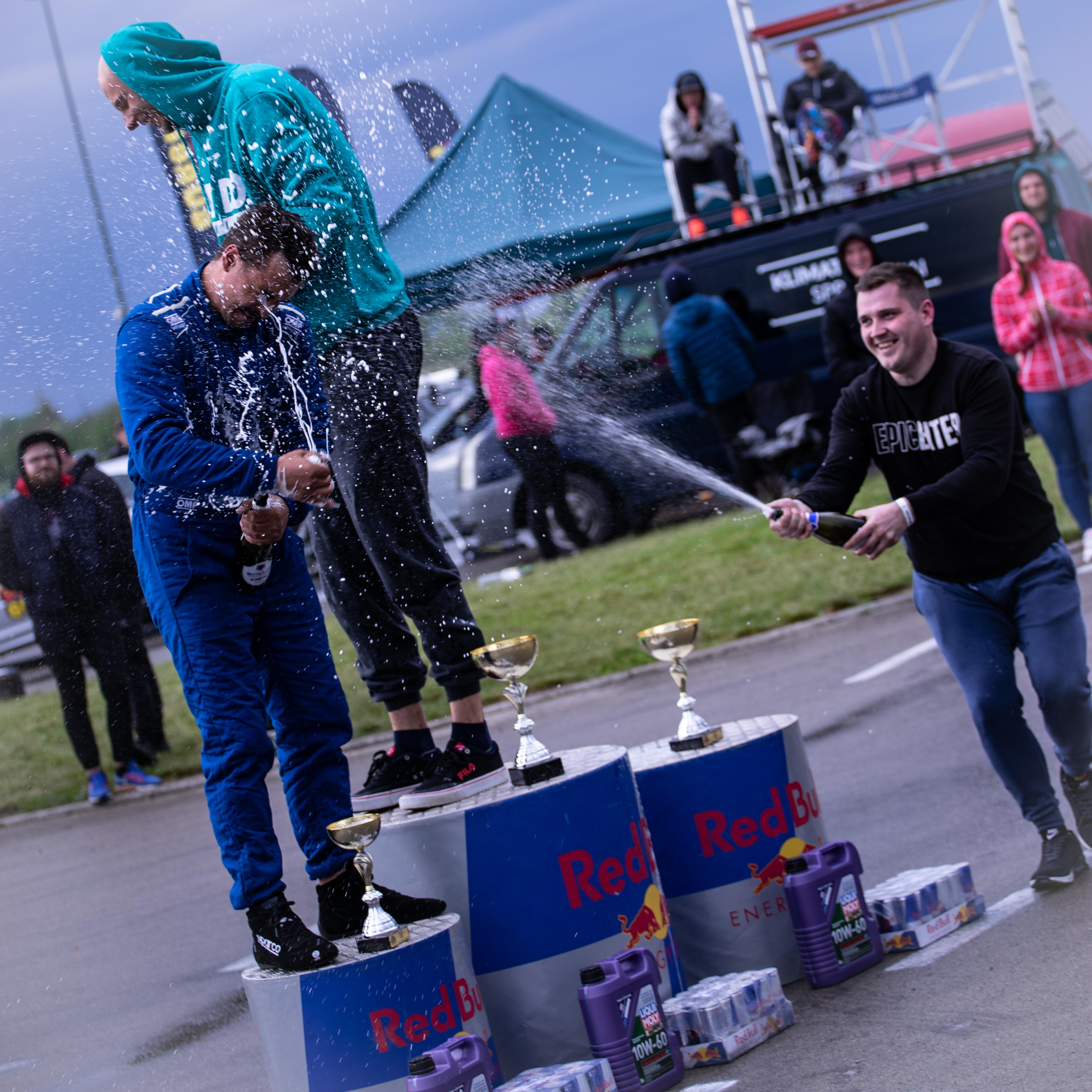 Automotive.lt Drift CAMP laimėjo Jonas Jastrumskas